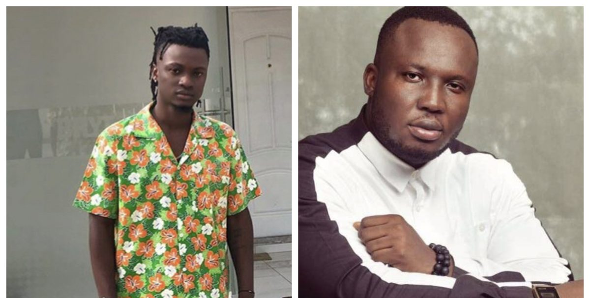 Kaywa didn't care about me, I slept in his studio couch full of bed bugs, everyday- Yaw Berk reveals