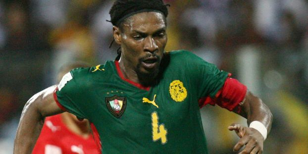 Ex Cameroon Defender Song Named by Puyol as his Idol
