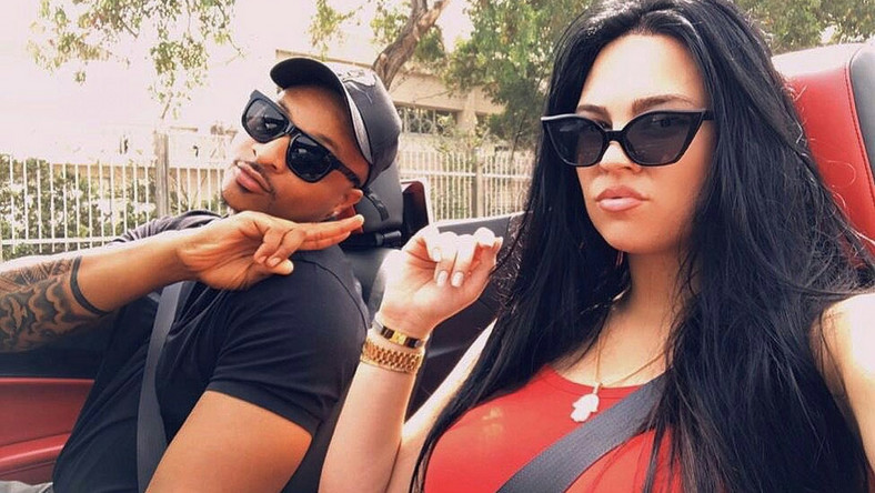 Sonia Lareinaa officially confirms divorce with Actor IK Ogbonna