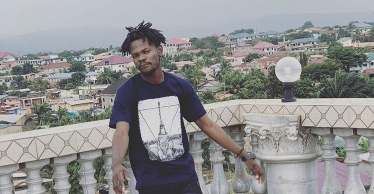 I'm not cheap, I charge close to $10K per show- Fameye brags