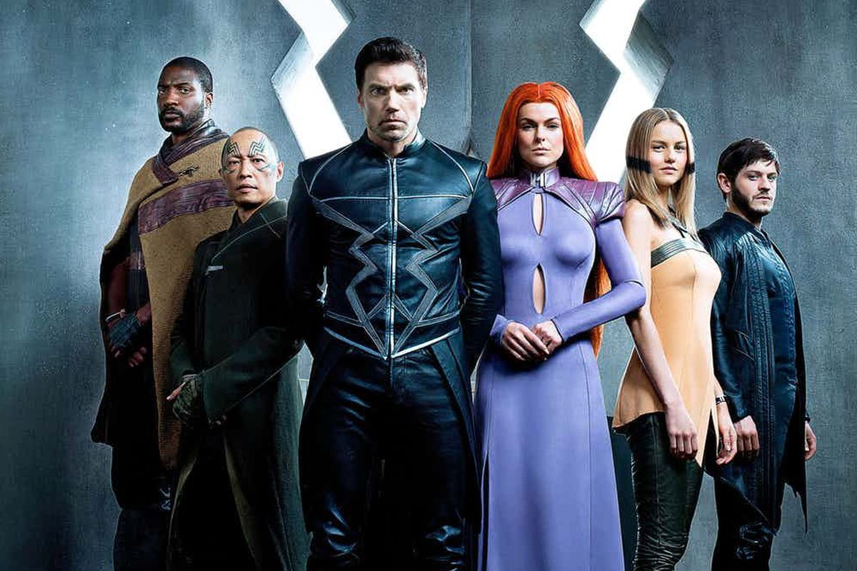 Marvel likely to consider the remake of 'Inhumans' series