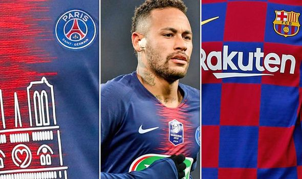 Barcelona and PSG 'positive' about Neymar deal