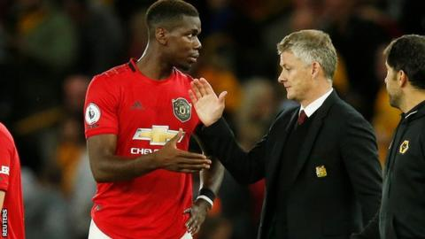 Ole Gunner urges people to stop the spread of hate