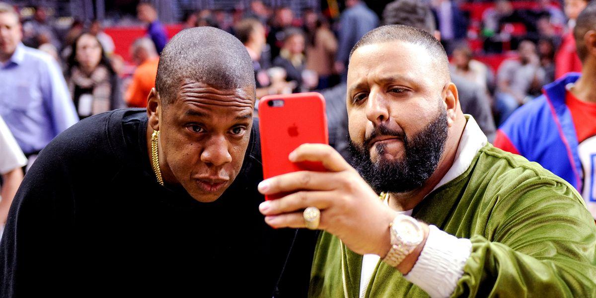 JAY Z and NFL: DJ Khaled supports Jay Z on NFL collaboration