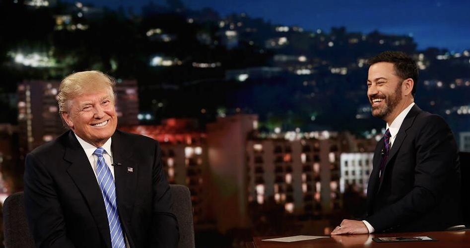 Jimmy Kimmel Show faces $395K fine for Presidential alert tone in a skit
