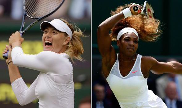 US OPEN: Serena Williams to face Maria Sharapova