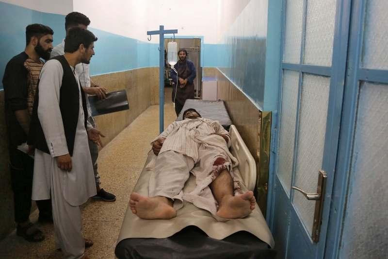 63 Dead Over Bomb Explosion In Afghanistan