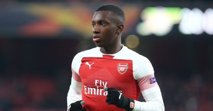Nketiah scores in Championship debut, gives Leeds a win