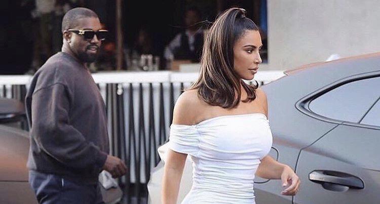 Kim Kardashian hints on Kanye's new album?