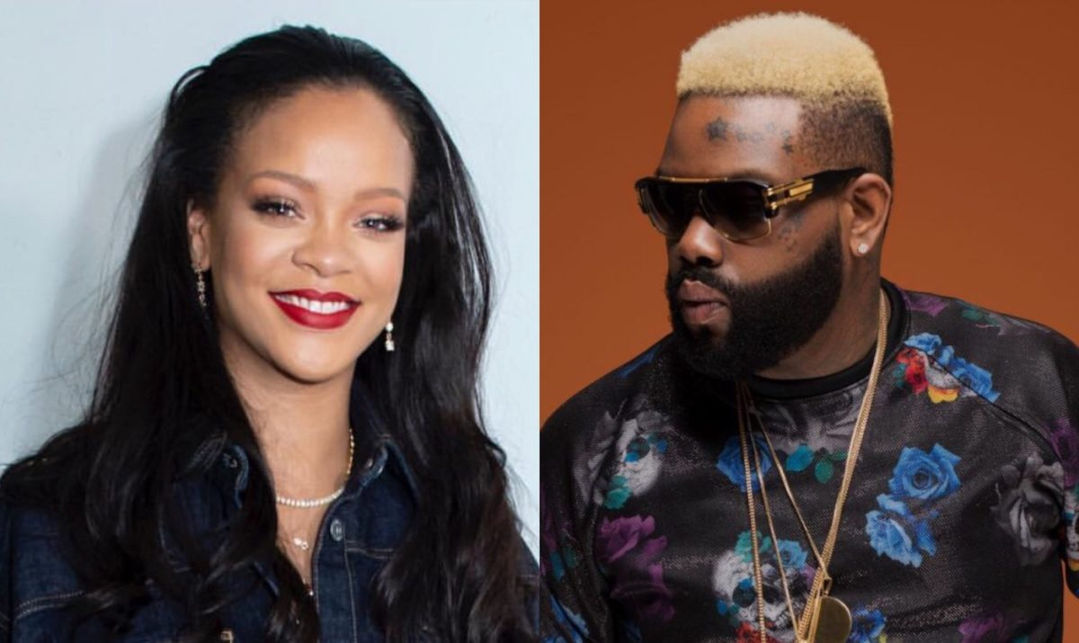 Rihanna hints on new song, gives credit to Demarco