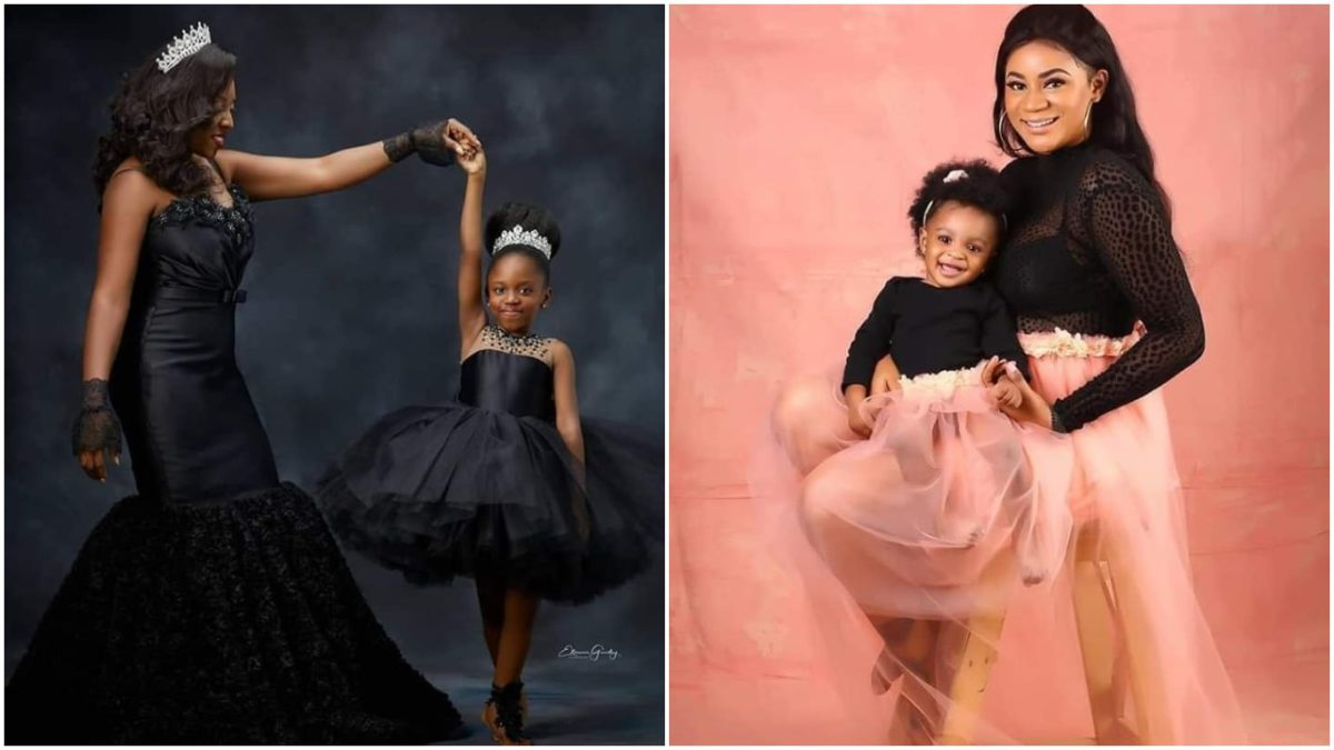 Adorable Mother & Daughter Style Inspiration