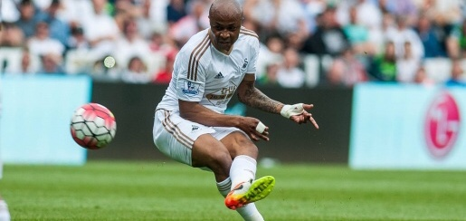 Andre Ayew Makes Championship Debut Swansea City Triumph Against Preston North End