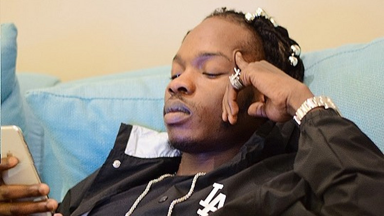 Naira Marley reacts to Twitter user after several attacks