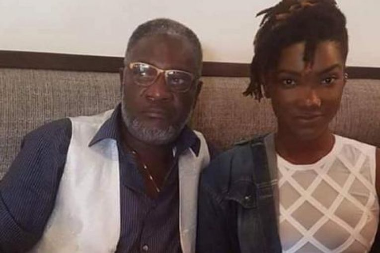 The Late Ebony's Father Signs Another Artiste Onto His Record Label