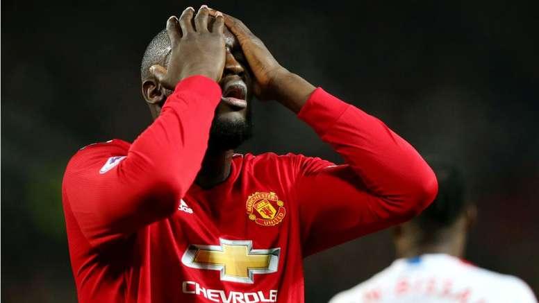 Man U likely to fine Lukaku for missing training