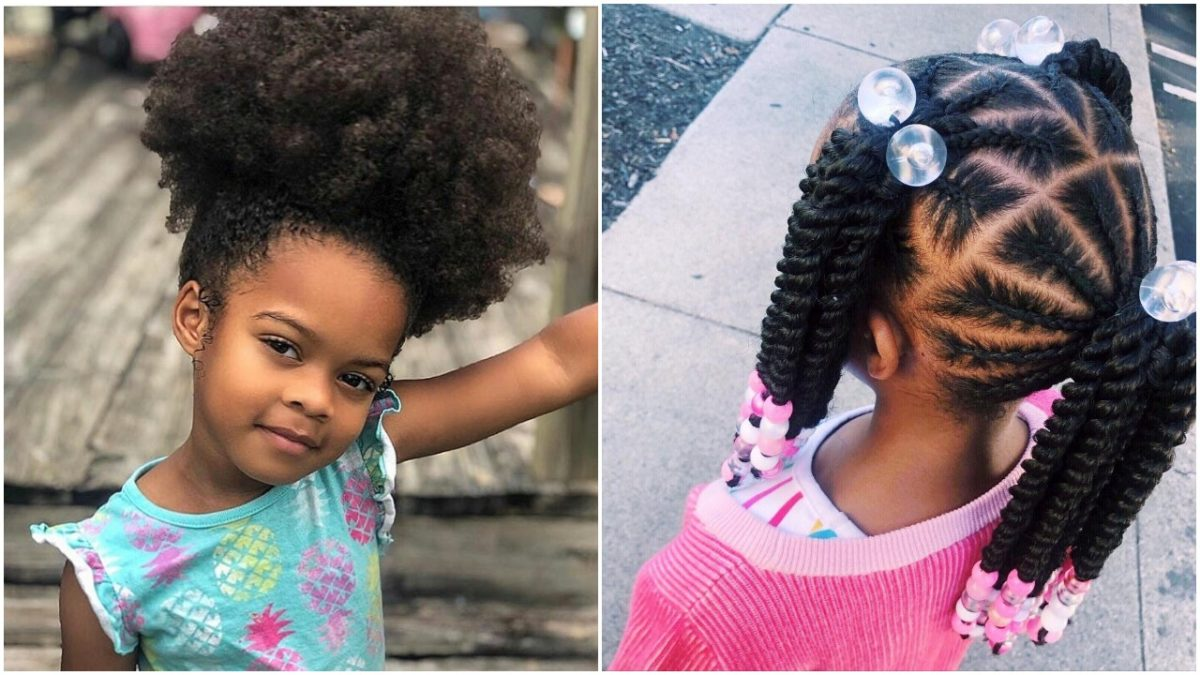 Beautiful Hairstyles For Your Little Princess