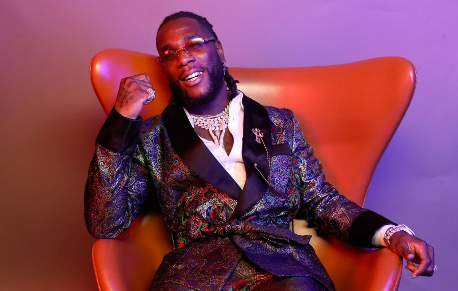 Burna Boy's 'African Giant' climbs No. 6 on Billboard World Album Charts