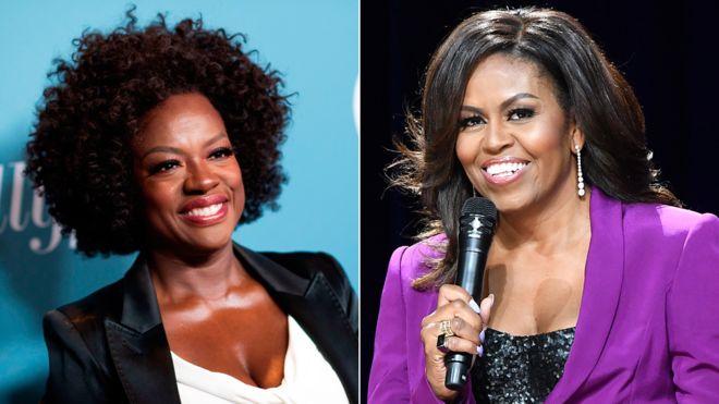 Viola Davis to play Michelle Obama in new TV Drama