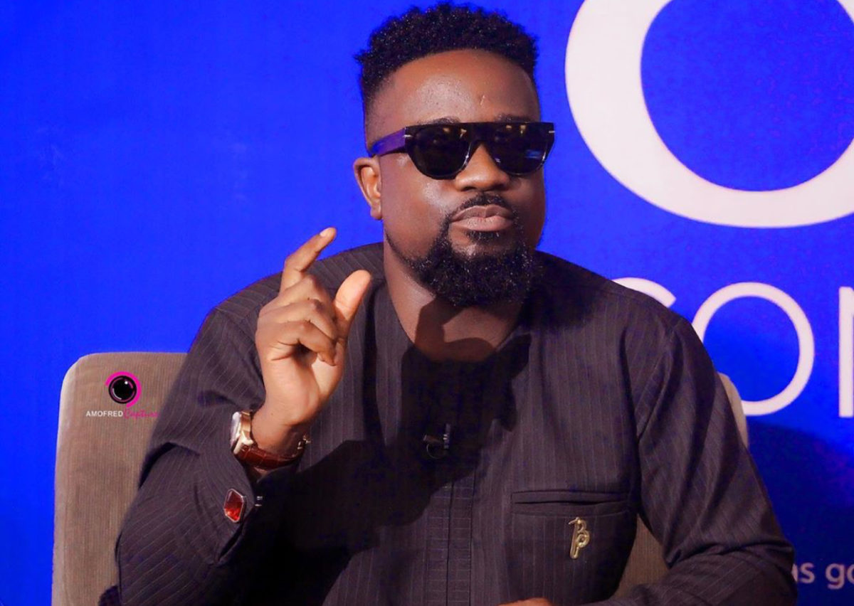 Making Upcoming Artistes Pay For Features Isn't Wrong - Sarkodie