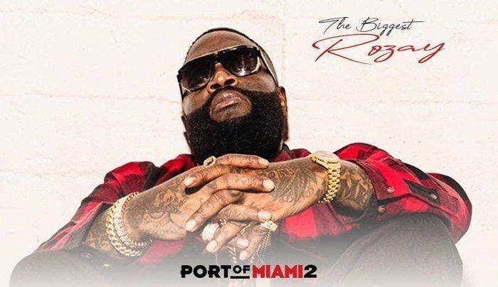 "Rick Ross releases new album ""Port of Miami 2"""