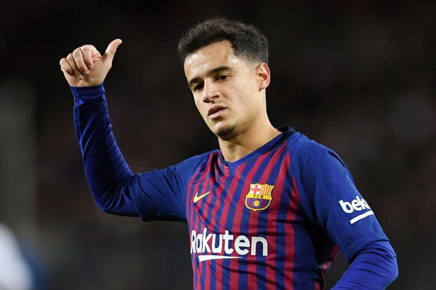 Coutinho likely to join Bayern Munich on a loan