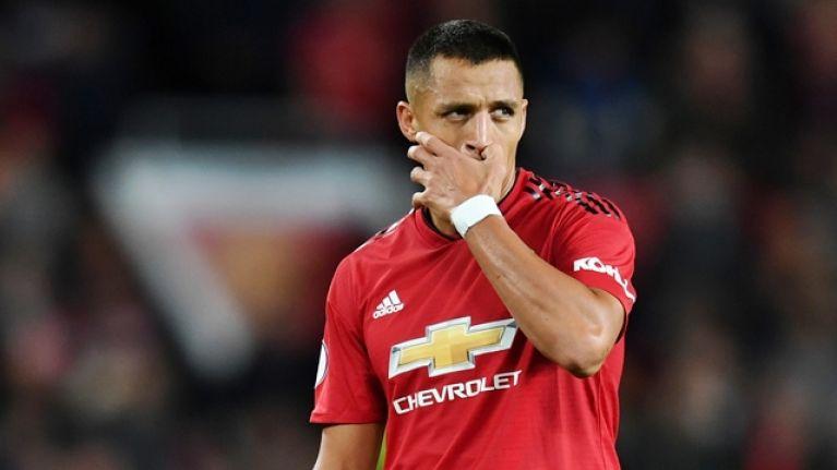 Man United announces Sanchez's departure to Inter Milan