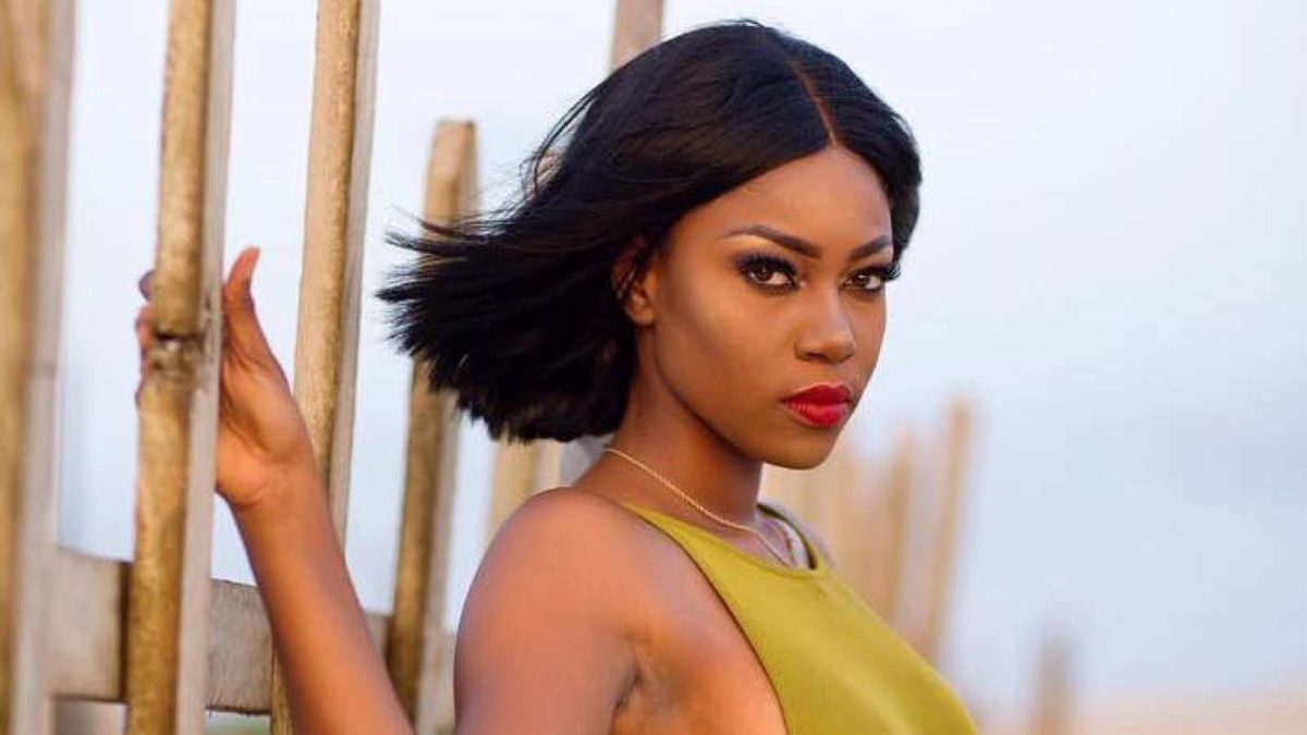 It's useless to fight for the showbiz industry- Actress Yvonne Nelson