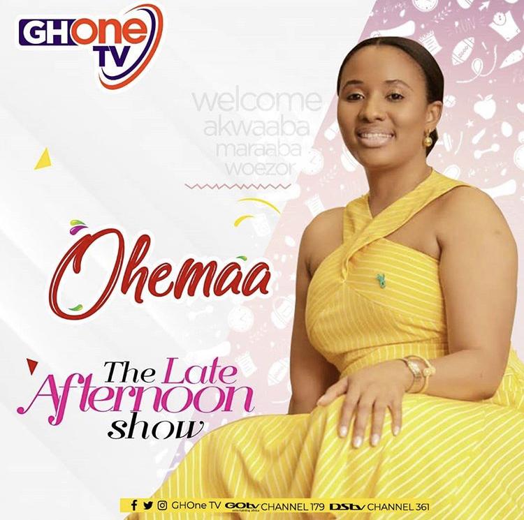 Princess of the Asante Kingdom succeeds Berla Mundi as TV Host