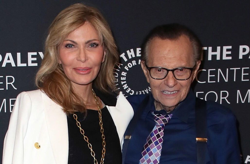 OOPS! Larry King Seeks Divorce after Being Married to Seventh Wife for 22 years