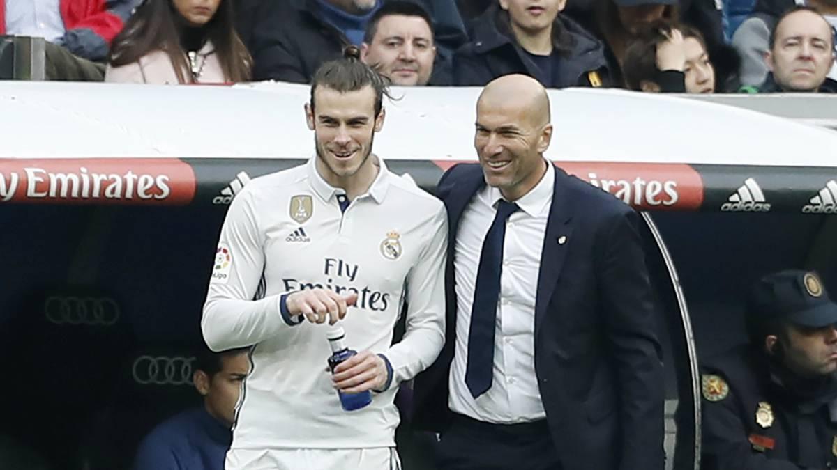 Bale must prove himself again- Zidane