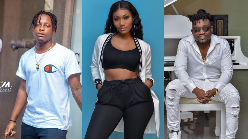 I can write better songs for Bullet to give to Wendy Shay- Kelvyn Boy