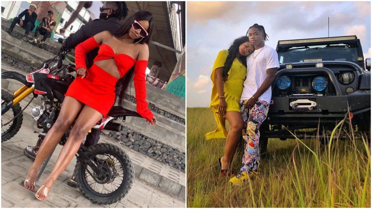 Nigerian Rapper, Lil Kesh allegedly confirms dating rumors