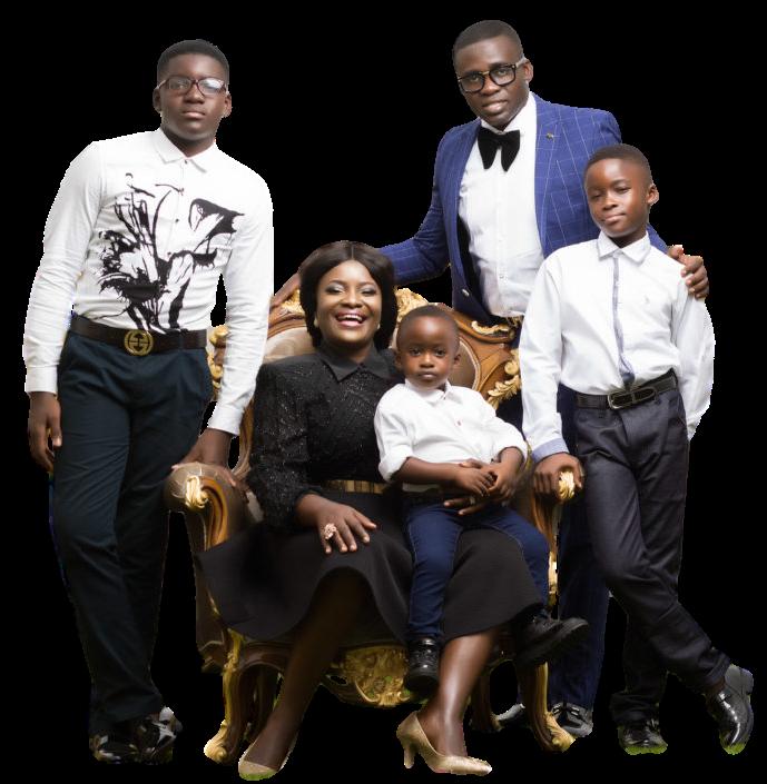 Ohemaas Happy Family