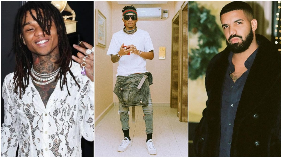 Tekno Produces World Hit Single titled Wont Be late for Swa Lee ft Drake