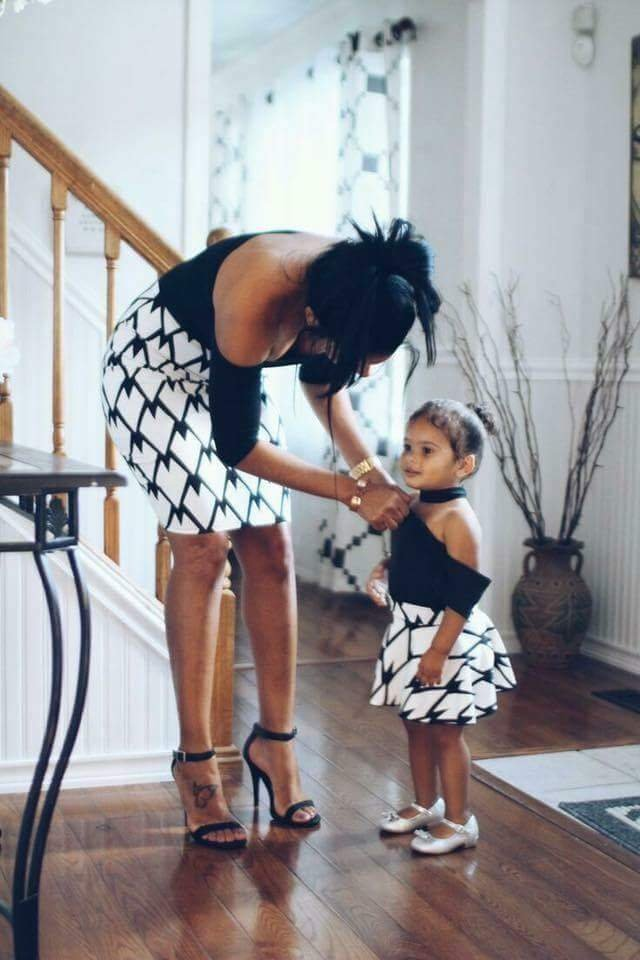 fabulous ankara styes for mother and daughter 251286130641
