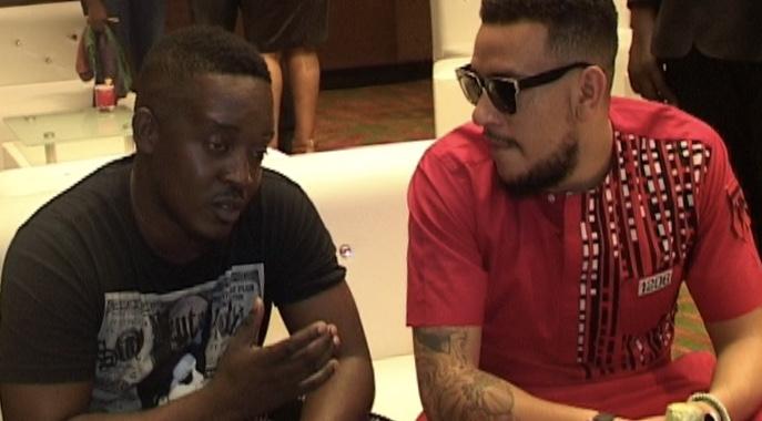 """I wasn't standing with AKA against Nigeria.""- MI Abaga explains"