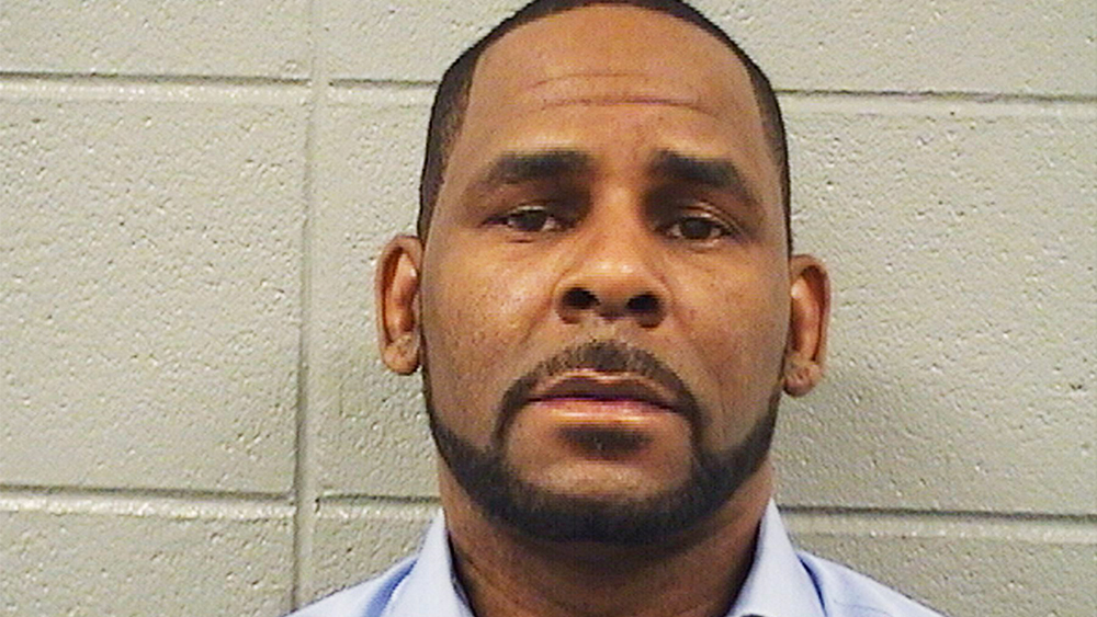 R.Kelly's Dream Finally Materializes