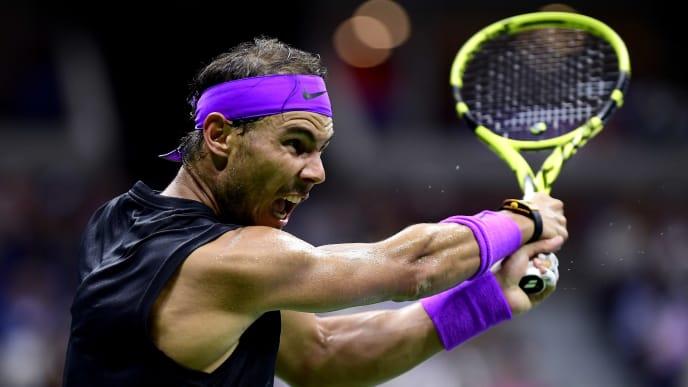 Rafael Nadal sails through to semi-final at US Open after beating Schwartzman