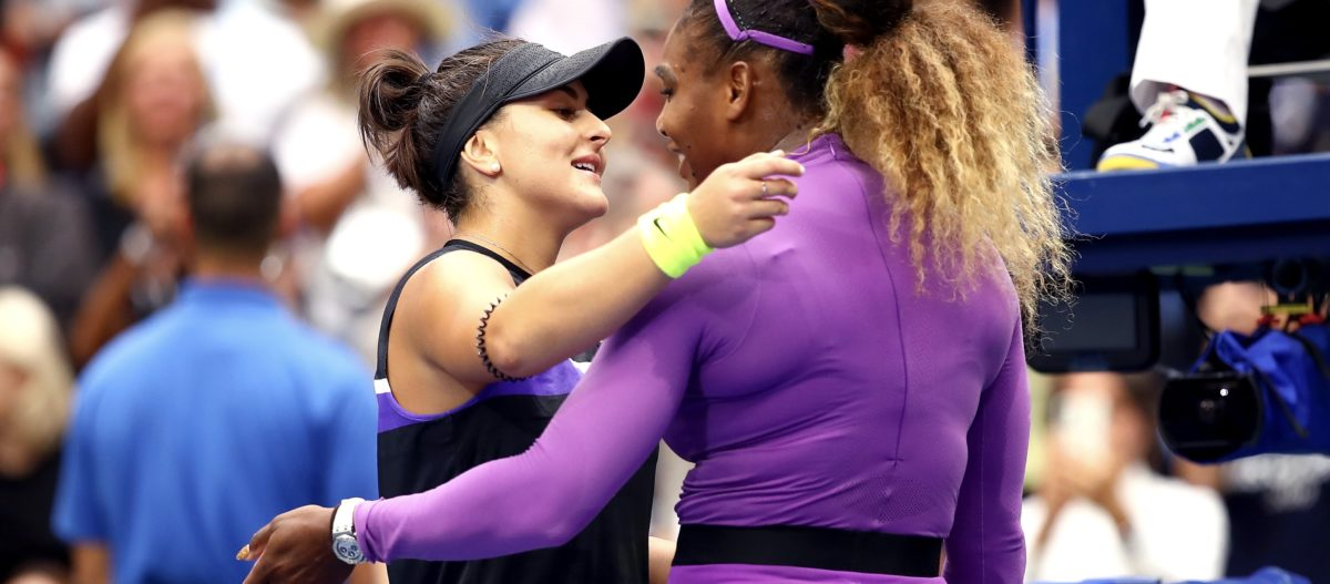 Serena Williams defeated by Bianca Andreescu in US Open Finals