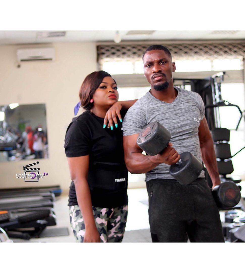 Tobi Bakre Joins Jenifas Dairy TV Series As George - Funke Akindele Reveals