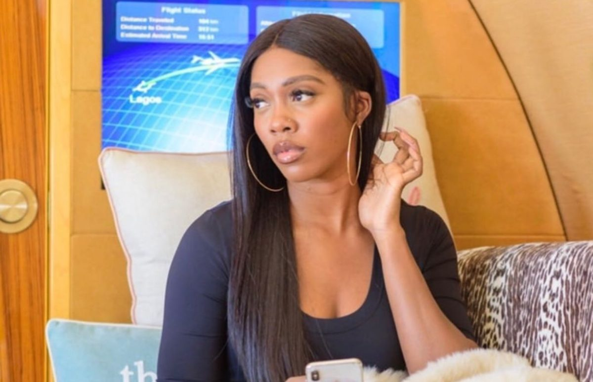 Tiwa Savage Boycotts South Africa Performance Following Xenophobic Attacks