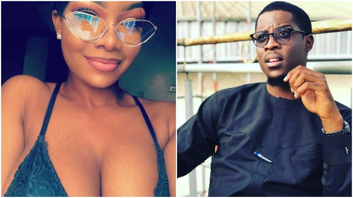 Tacha to Seyi: What i have achieved at 23 You can never achieve in your whole life!!!