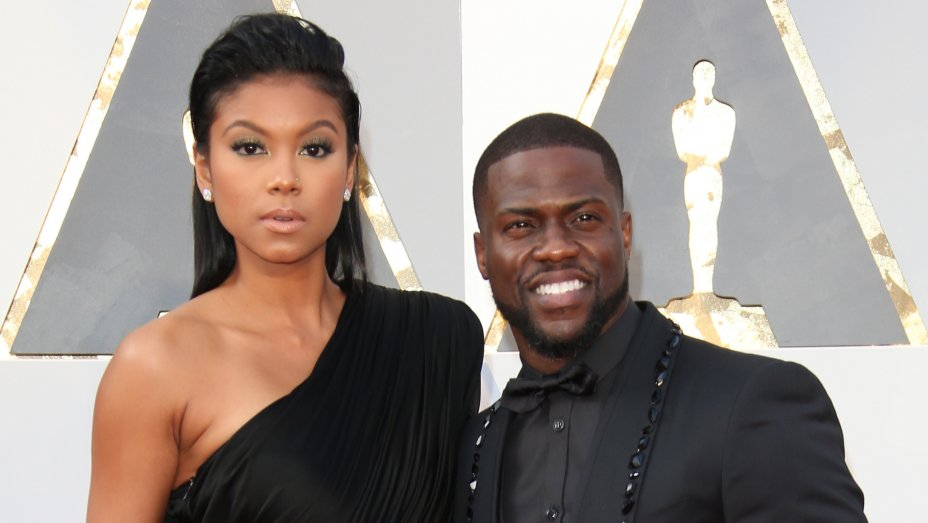 Kevin Hart Is Getting Better After Surgery - Wife Eniko Parrish