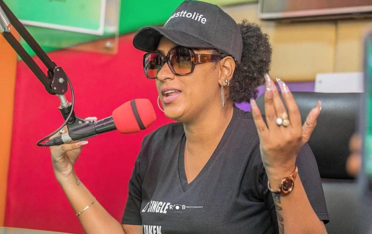 Juliet Ibrahim Drags Daddy Freeze For Tagging Celebrities Hypocrites Over the #SayNoToXenophobiaAttacks
