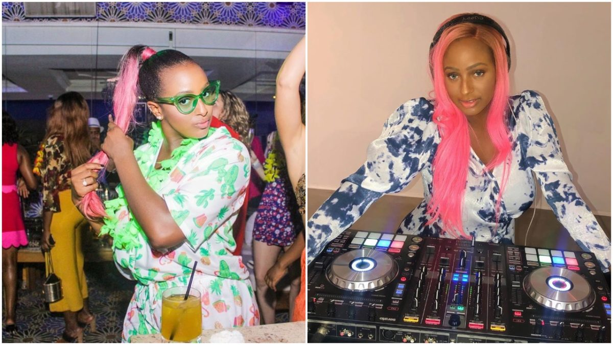 DJ Cuppy Becomes The First Nigerian To Ring The New York Stock Exchange Opening Bell