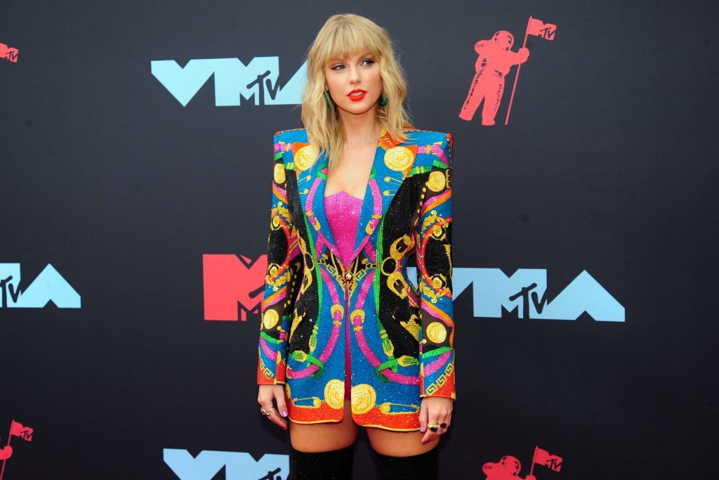 """Taylor Swift's """"Lover"""" album debuts Billboard No. 1 first week after its release"""