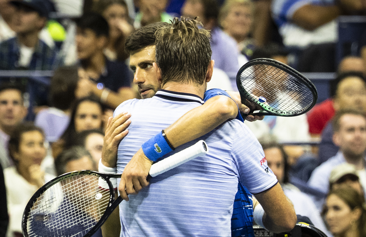 Djokovic drops out of US Open after suffering from injury