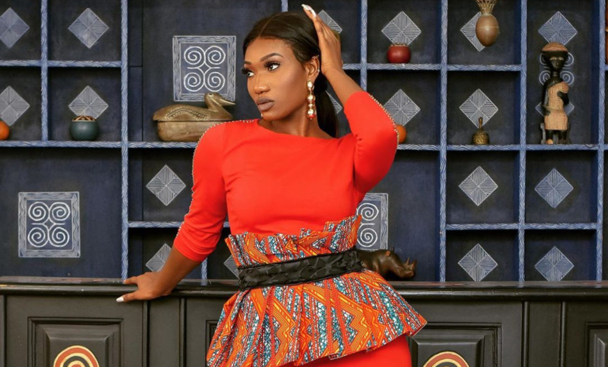 I Get Affected By The Backlash - Wendy Shay