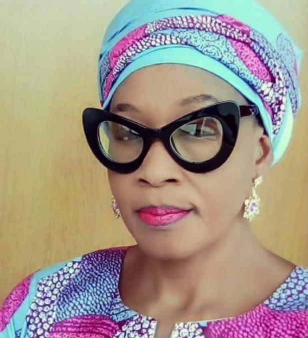 Nigerian journalist Kemi Olunloyo