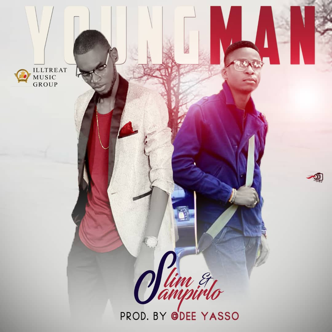Slim J ft. Sampirlo - Young Man